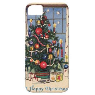Cas de Noël heureux iPhone5 Coque Case-Mate iPhone 5
