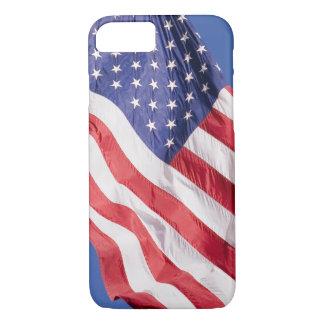Cas de smartphone de drapeau américain coque iPhone 8/7