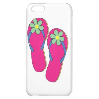 Cas de téléphone de bascule électronique coques pour iPhone 5C
