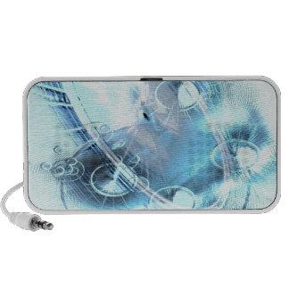 Cas de téléphone de Bluewater Haut-parleurs iPhone
