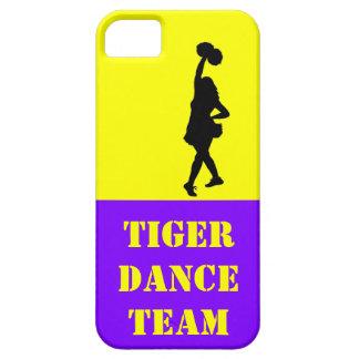 Cas de téléphone de l'équipe Cheerlead ou de danse Étuis iPhone 5