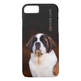 Cas de téléphone de St Bernard Coque iPhone 7