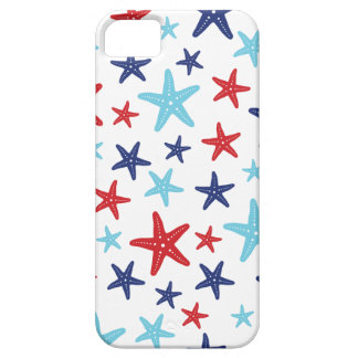 Cas de téléphone d'étoiles de mer étui iPhone 5