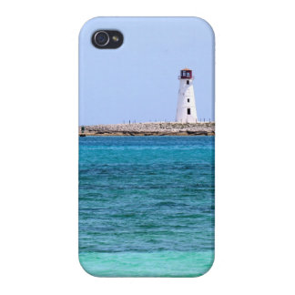 cas de vie d'île de l'iphone 4 étui iPhone 4