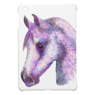 Cas d'iPad de poney de Rosie mini