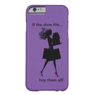 Cas drôle de l'iPhone 6 de dames Coque iPhone 6 Barely There
