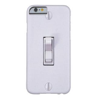Cas drôle de l'iPhone 6 d'interrupteur de lampe