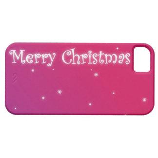 Cas du Joyeux Noël iPhone5 Coques iPhone 5 Case-Mate