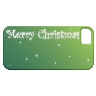 Cas du Joyeux Noël iPhone5 Coque iPhone 5 Case-Mate