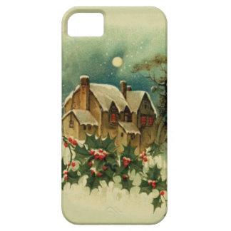 Cas du temps iPhone5 de Noël Coques iPhone 5 Case-Mate