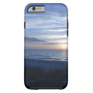 Cas dur de cas de l'iPhone 6 de coucher du soleil