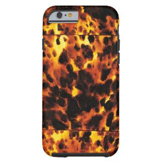 Cas fascinant de l'iPhone 6 d'écaille de Faux
