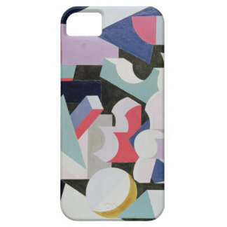 Cas iPhone4 abstrait Coque Barely There iPhone 5