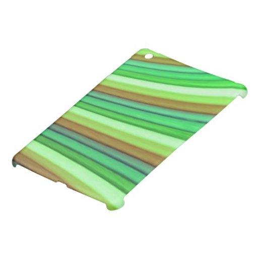 Cas mat de finition d'iPad d'art d'arc-en-ciel min Coque iPad Mini