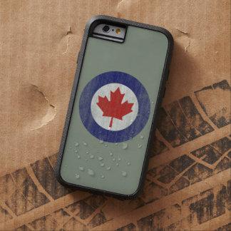 Cas rocailleux de l'iPhone 6 de rondeau vintage du Coque iPhone 6 Tough Xtreme