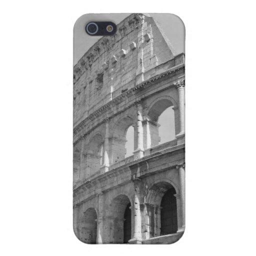 Cas romain de l'iPhone 4 de Colisé Coques iPhone 5