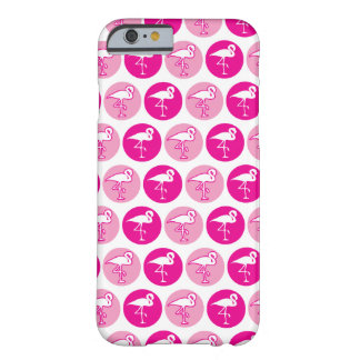 Cas rose de l'iPhone 6 de flamant Coque iPhone 6 Barely There