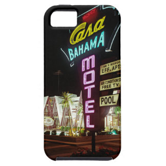 Casa Bahama Motel in Wildwood, New Jersey, 1960's iPhone 5 Cover