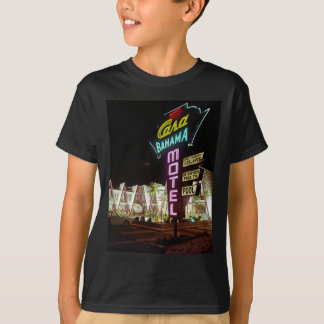 Casa Bahama Motel in Wildwood, New Jersey, 1960's T-Shirt