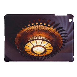 Casa Batllo interiour chandellier iPad Mini Case