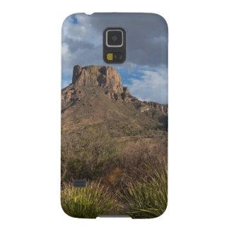 Casa Grande Peak, Chisos Basin, Big Bend Galaxy S5 Cover