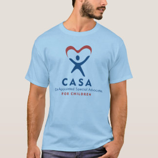 CASA Men's T-Shirt (Blue)