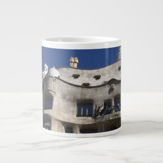 Casa Milà, Barcelona Large Coffee Mug