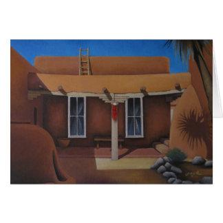 Casa San Ysidro Card