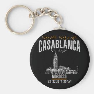 Casablanca Keychain