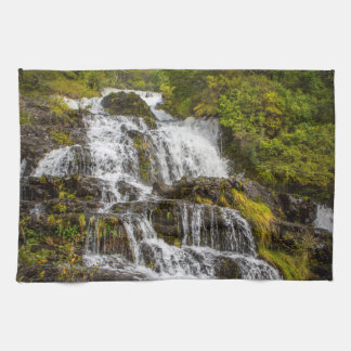 Cascada del Toro Kitchen Towel