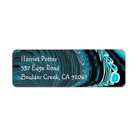 Cascade 6 return address label