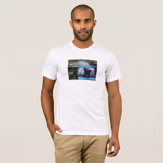 Cascade and private house T-Shirt
