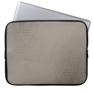 Cascade (Beige)™ Neoprene Laptop Sleeve