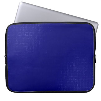 Cascade (Blue)™ Neoprene Laptop Sleeve