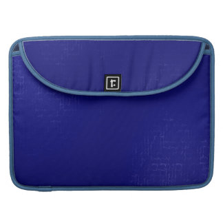 Cascade (Blue)™ Rickshaw Macbook Sleeve