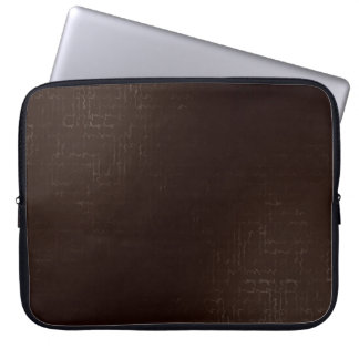 Cascade (Brown)™ Neoprene Laptop Sleeve