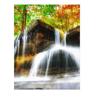 Cascade Falls Letterhead