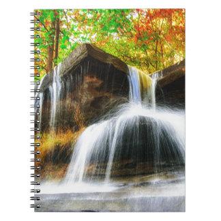 Cascade Falls Notebook