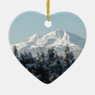 Cascade Holiday Heart Ornament