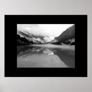 Cascade Loop - Lake Poster