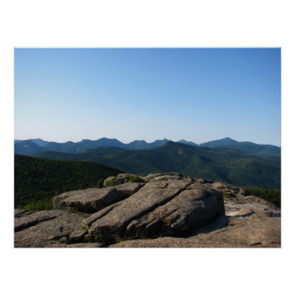Cascade Mountain, Adirondacks Poster