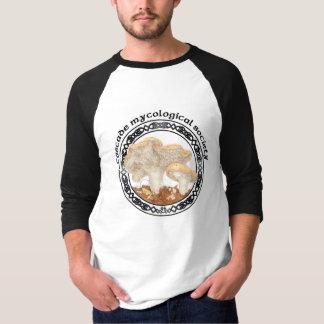 Cascade Mycological Society Hedgehog T-shirt