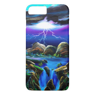 Cascade of Mt. oruga Case-Mate iPhone Case