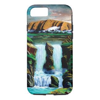Cascade of ururu Case-Mate iPhone case
