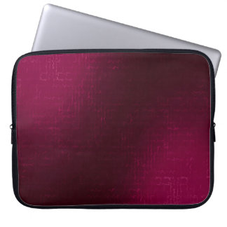 Cascade (Pink)™ Neoprene Laptop Sleeve