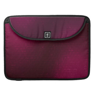 Cascade (Pink)™ Rickshaw Macbook Sleeve