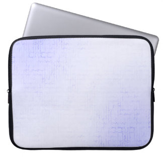 Cascade (Royal Blue)™ Neoprene Laptop Sleeve