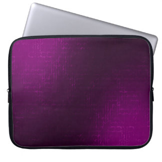 Cascade (Violet)™ Neoprene Laptop Sleeve