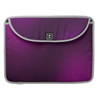 Cascade (Violet)™ Rickshaw Macbook Sleeve