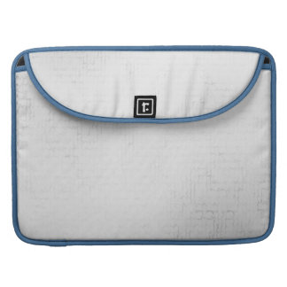 Cascade (White)™ Rickshaw Macbook Sleeve